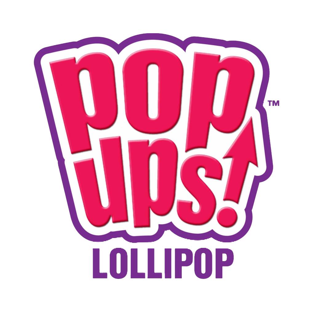 Pop-Ups Lollipop
