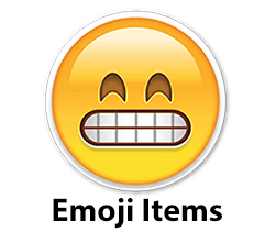 Emoji Items