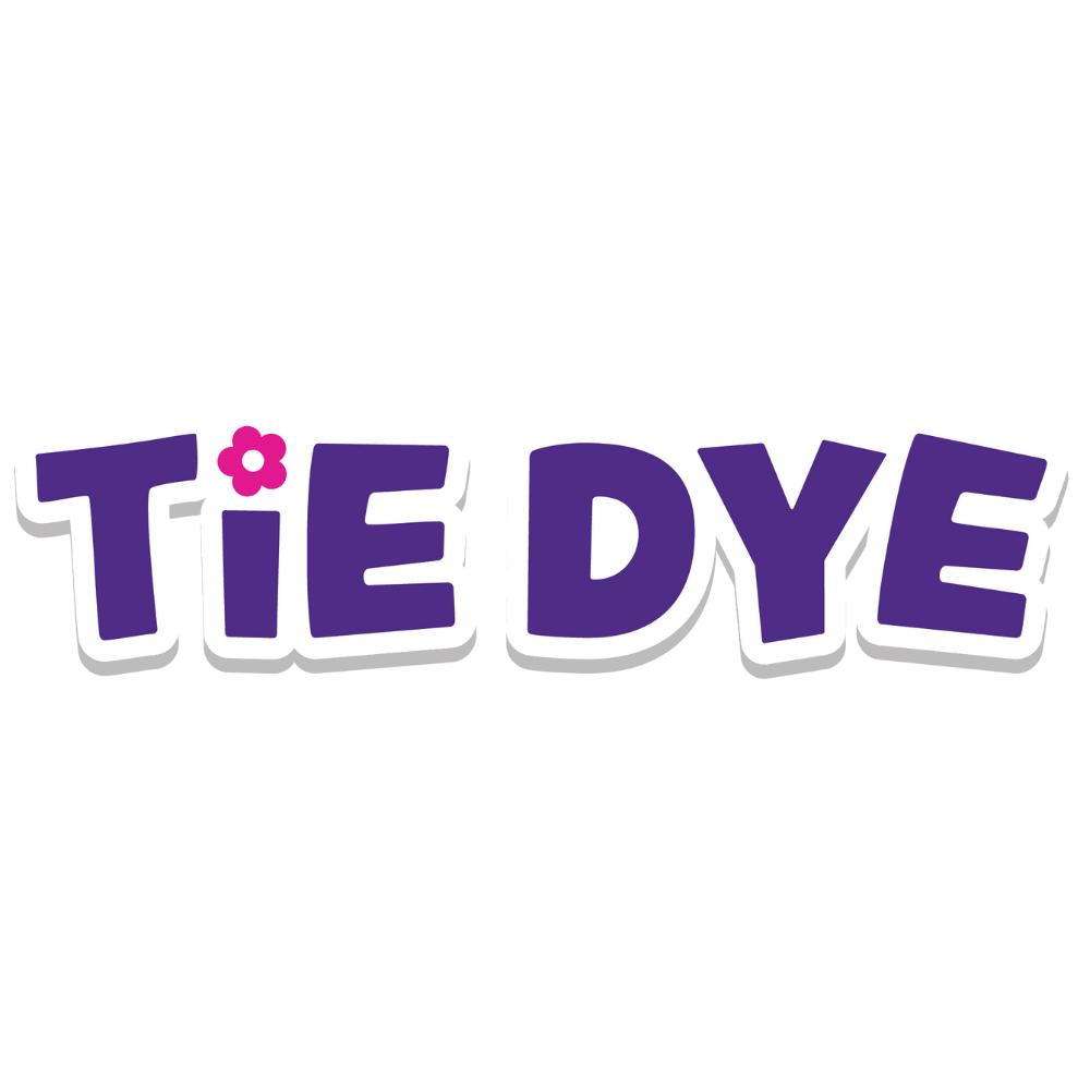 Tie Dye Plush