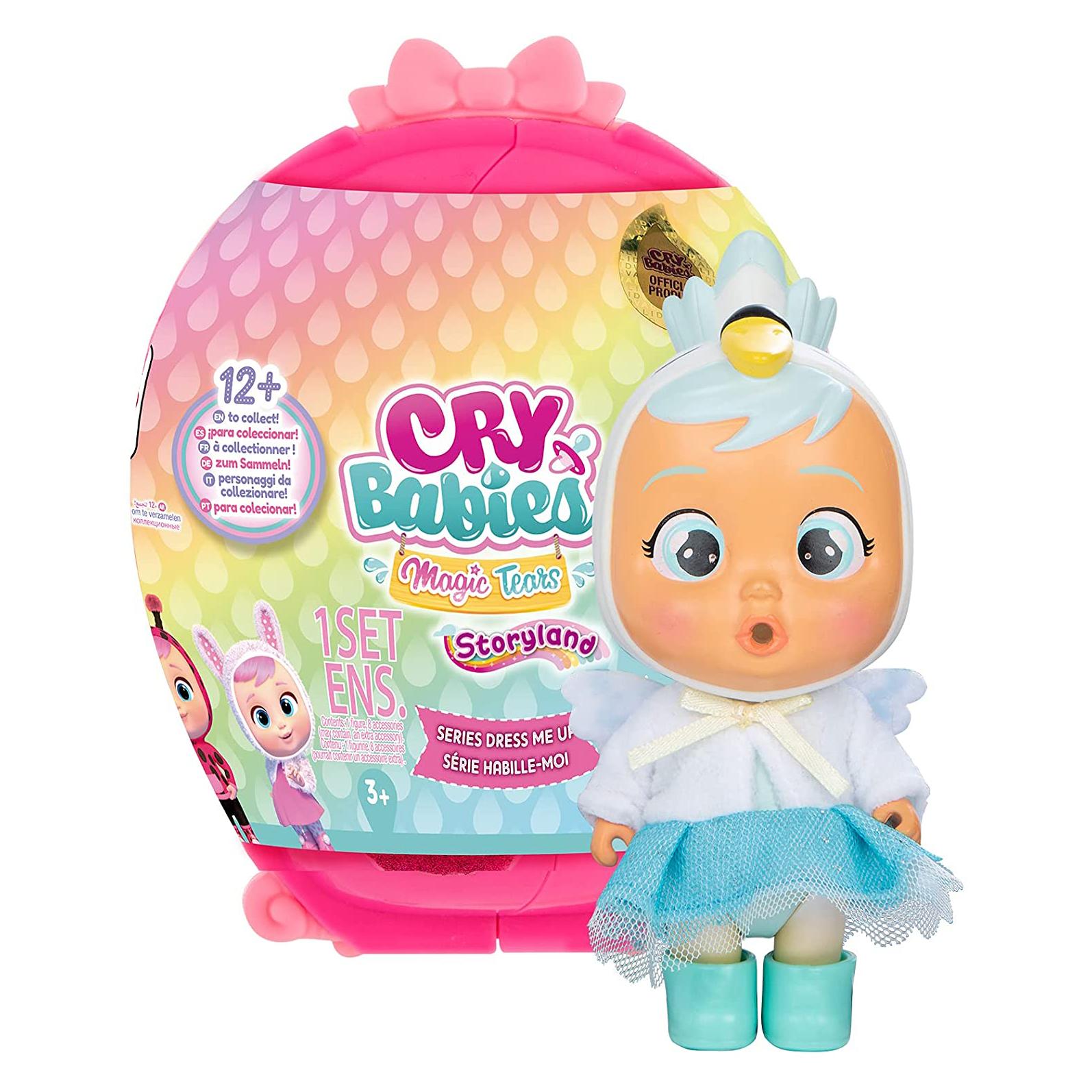 Cry Babies Magic Tears Dress Me Up