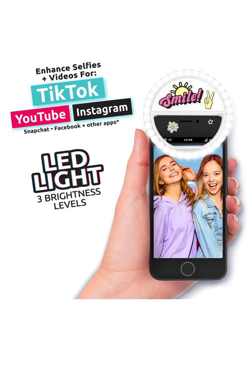 Selfie Creator Blister Pack in 8pc PDQ