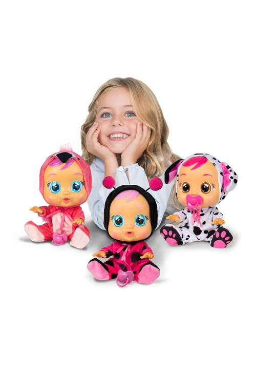 2020 TOTY FINALIST! Nominated at Kids Screen Hot 50 - ew Cry Babies Arrivals! Shipping 01/20.