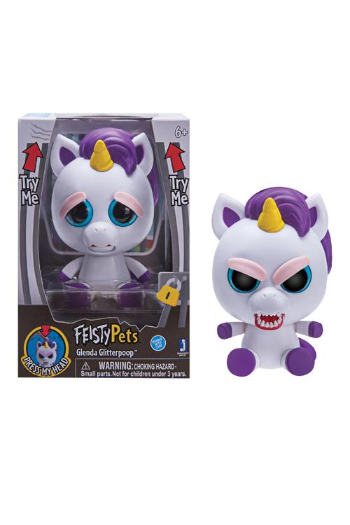 Have Fur-ocious Fun with Feisty Pets Collectible Figures! Available for Delivery 9/30.