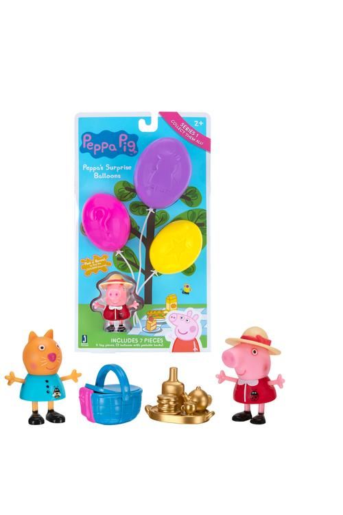 2020 TOTY FINALIST! Peppa Pig Collectable Figures! Available Now!