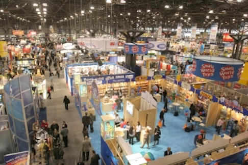 Toy Fair New York is Coming in February of 2022!